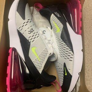 Nike Airmax 270 pink/white/black
